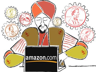 Ddinero con Amazon